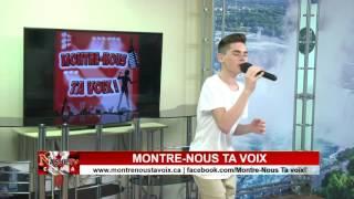 Emil Cotrigasanu   Montreal   Montre Nous Ta Voix!