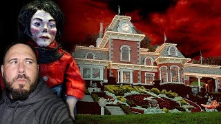 Michael Jackson's Ghost At The Neverland Ranch