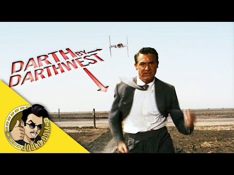 STAR WARS meets NORTH BY NORTHWEST in DARTH BY DARTHWEST