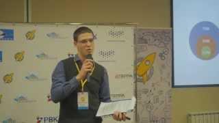 Demo day бизнес-катализатора StartupSamara, выступление Валерия Захарова. Проект Alarma