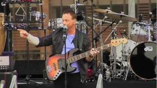 Gary Sinise & The Lt. Dan Band - Brooke Army Medical Center - San Antonio