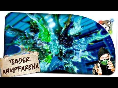 Steam Community Video Ark Unterwasser Kampf Arena Mosasaurus