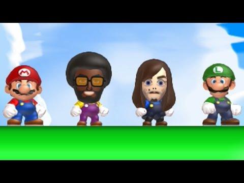 New Super Mario Bros U - Coin Battle #3