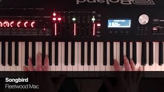 Songbird - Fleetwood Mac - Piano Cover