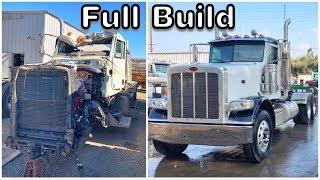 2015 Peterbilt 389 from Copart - Start to Finish