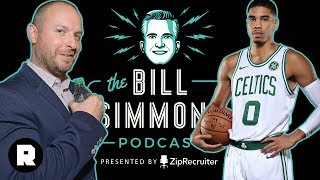 Jayson Tatum Plus Ryen Russillo's Big Ringer Announcement | The Bill Simmons Podcast