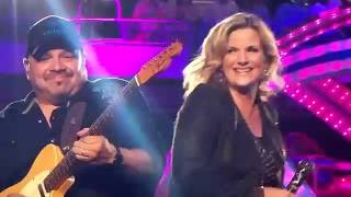 Trisha Yearwood - She's In Love With The Boy Live (Cleveland, Ohio)