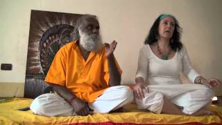 Pre-Tantra Para-Tan Workshop Satsang At YANTRA - PALERMO With Shri Param Eswaran