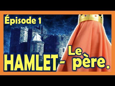 """PERSONNAGES - HAMLET - Episode 1 - """"Au nom du spectre et du fils"""""""