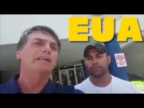 Bolsonaro - Preço de carro e IPVA nos EUA