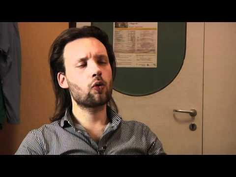Esercizio terapeutico per i video dellanca
