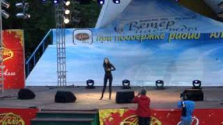 Natalia Terekhova- Quand on a que l'amour. live