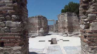 Turkey: The tomb of Saint John The Apostle