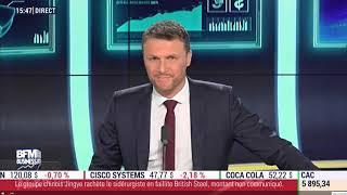 Point de marché Forex par Philippe Lhermie. Interview sur BFM Business, le 11 novembre 2019