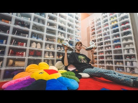 Inside My $150,000 Sneaker Collection!