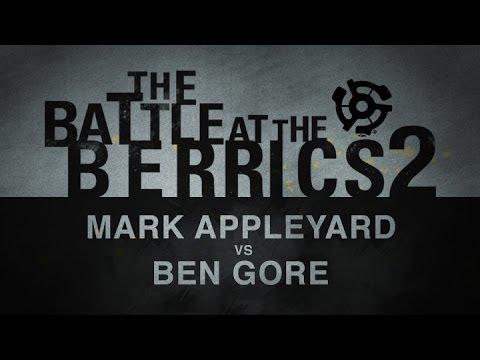 Mark Appleyard Vs Ben Gore: BATB2 - Round 1
