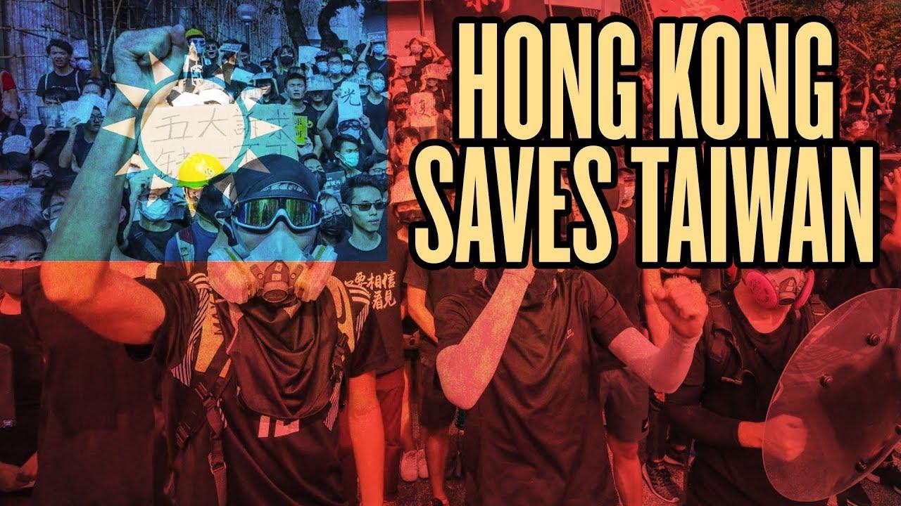 Did Hong Kong Save Taiwan? | China Uncensored thumbnail