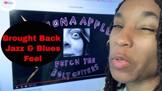 Fiona Apple - Shameika (Audio) *REACTION*