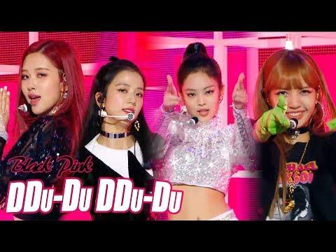 [Comeback Stage] BLACKPINK  - DDU-DU DDU-DU , 블랙핑크 - 뚜두뚜두   Show Music core 20180616