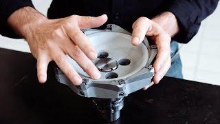 Sandvik's Aluminum Cutter development