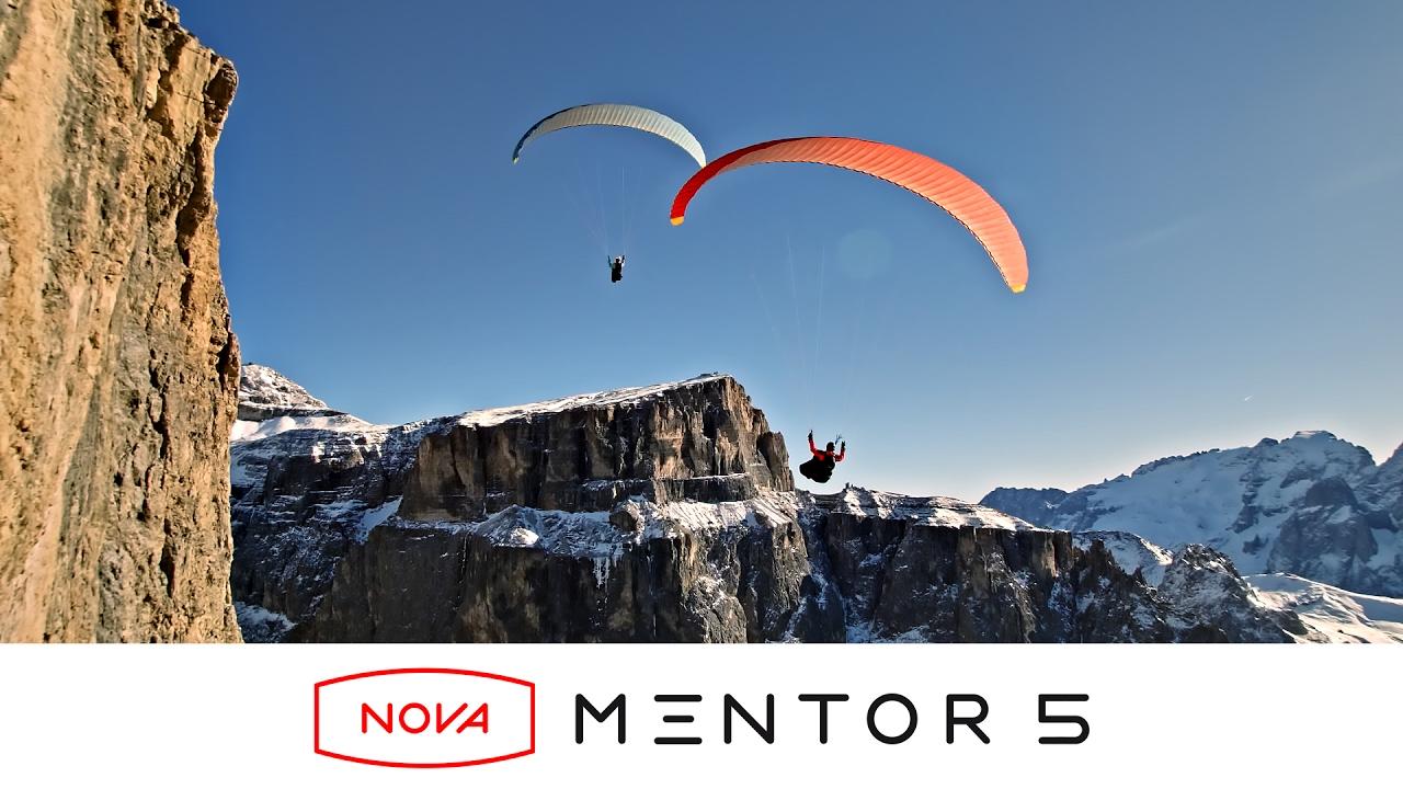 Nova MENTOR 5 - volar más allá de las fronteras