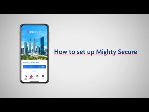 How to set up Mighty Secure
