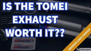 350z full tomei exhaust - TH-Clip