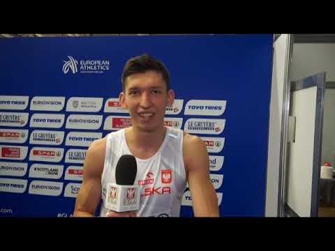 HME Glasgow 2019: Damian Czykier po eliminacjach