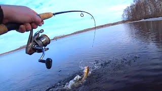 Спиннинговая рыбалка на малых реках. лето 2020