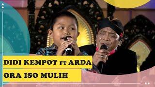 Descargar Didi Kempot Feat Arda Ora Iso Mulih Lirik Konser Amal