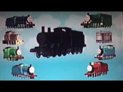 Thomas e seus amigos 🚂: quem está sob a poeira de carvão