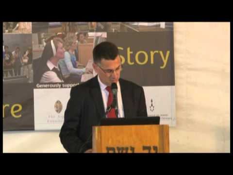MK Gideon Sa'ar, Minister of Education, Israel  Plenary Session [07:35 min]