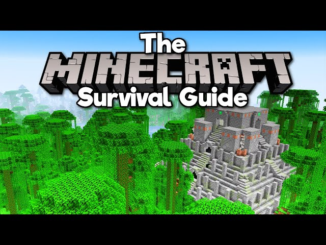 Transforming a Jungle Temple! ▫ The Minecraft Survival Guide [Part 301]