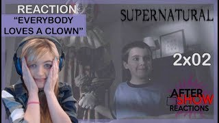 Supernatural S02E02 - Everybody Loves A Clown Reaction