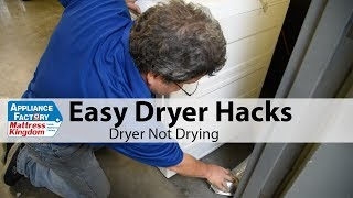 Easy Dryer Hacks