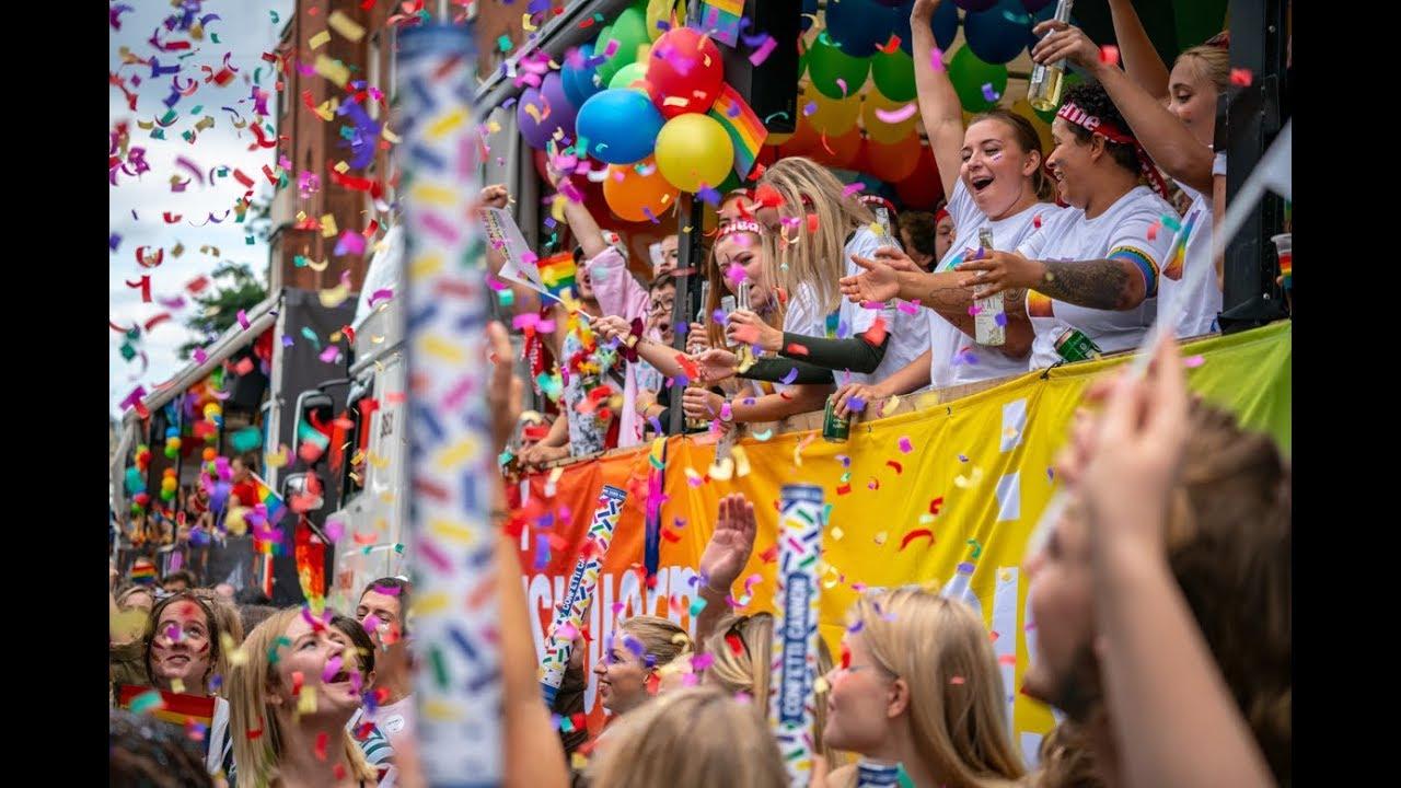 Højskolerne på Copenhagen Pride
