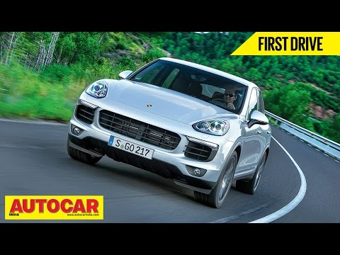 2014 Porsche Cayenne | First Drive Video Review