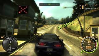 Need for speed most wanted разрешение! Мост вантед тим! Нфс плейбек. #32