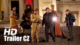 Noc v muzeu-Tajemství hrobky (2014) CZ HD trailer