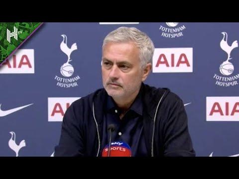 I prefer not to comment on VAR | Spurs 1-1 Newcastle | Jose Mourinho press conference