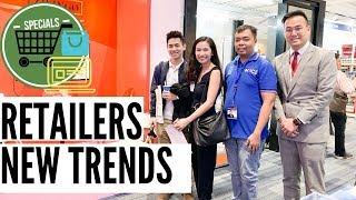 NEW TRENDS IN RETAIL INDUSTRY REIMAGINED⎮PHILIPPiNE RETAILERS ASSOCIATION⎮JOYCE YEO