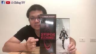 有點色情的開箱?尼爾 自動人型公仔 SUPER DUCK SET015|A Ching TV