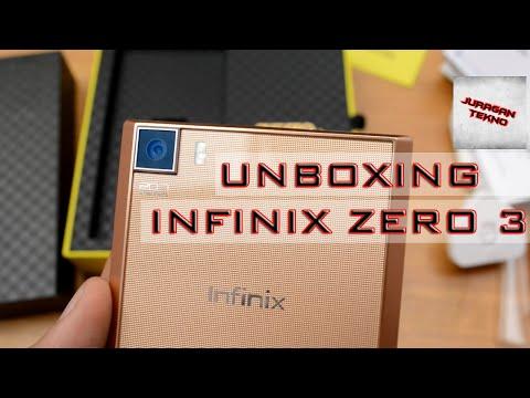 Unboxing Infinix Zero 3 Indonesia (Juragan Tekno)