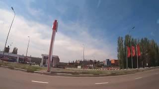 #Липецкая_Область2020. Дорога домой в Липецк. #GoProHERO7BLACK