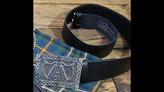 Do You ALWAYS Wear a Kilt Belt & Sporran?