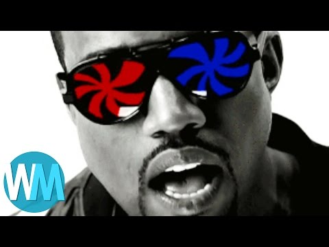 Top 10 Best Kanye West Music Videos