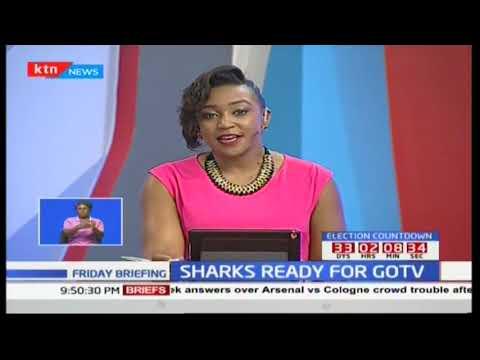Kariobangi Sharks take on Sony Sugar