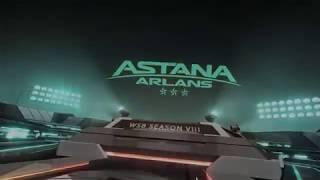 Предматчевый видеоролик команд Astana Arlans vs Patriot Boxing Team