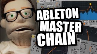 Ableton Mastering Tutorial (Stock Plug-Ins ONLY)