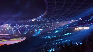 "Siddharth Slathia & Denada - ""JAY HO!"" At The Closing Ceremony Of Asian Games 2018"